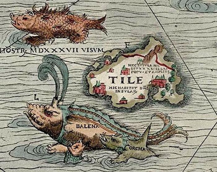 Остров Туле - родина арийцев?