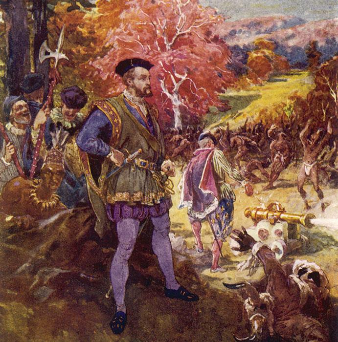 Возможно индейцы просто выдумали историю о сказочном королевстве Сагеней.