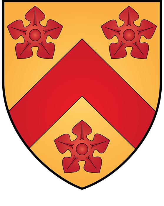 Герб Колледжа Всех Душ. / Фото: de.wikipedia.org