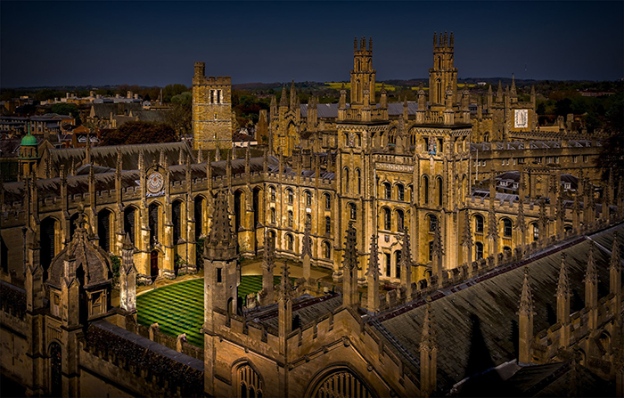 Это учебное заведение - для лучших из лучших. / Фото: pinterest.com