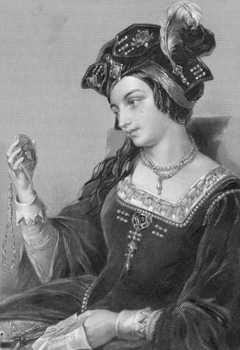 Анна Болейн, вторая жена Генриха VIII. / Фото: Беттманн/thevintagenews.com