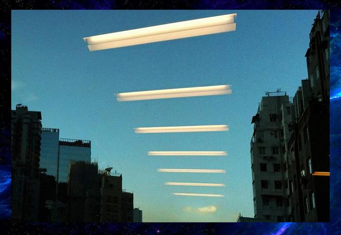 Инопланетный флот?