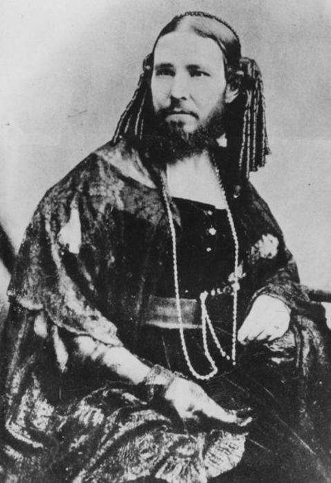 Приблизительно 1910 год: Жозефина Бойдечен Версуа, позже Жозефина Клофуллия. / Фото: Архив Халтона / Getty Images)