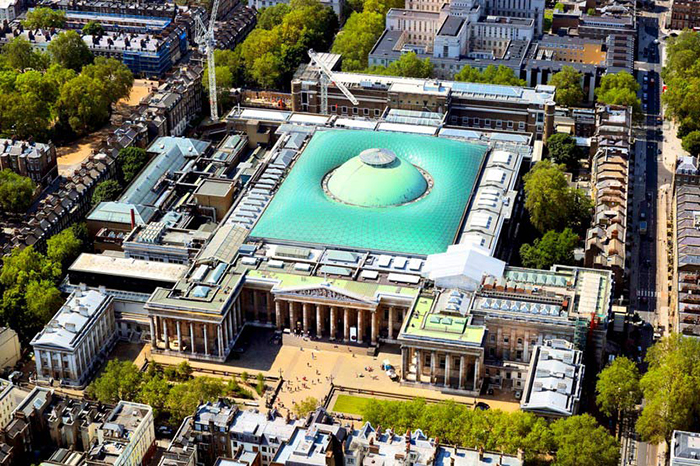 Британский музей, Лондон.