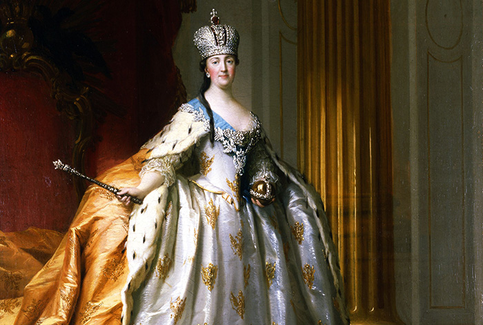 Великая императрица стала жертвой женоненавистнической клеветы. / Фото: optimiziah.com