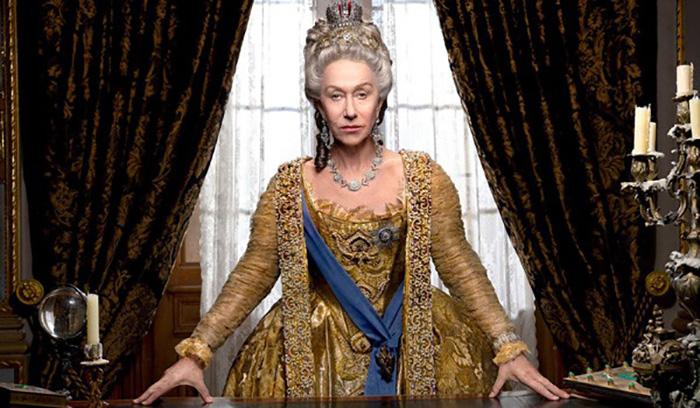 Такой великую императрицу изобразили в кино. / Фото: thetimes.co.uk