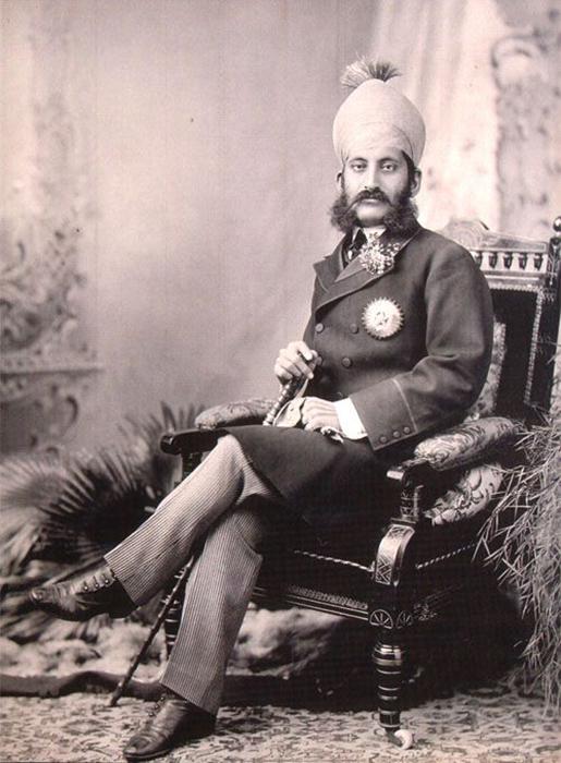 Махбуб Али Хан, низам Хайдабарада. / Фото: amp.indiaherald.com