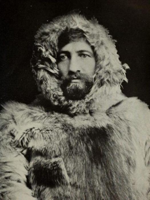 Фредерик Альберт Кук, около 1909 года. / Фото: Wikimedia Commons