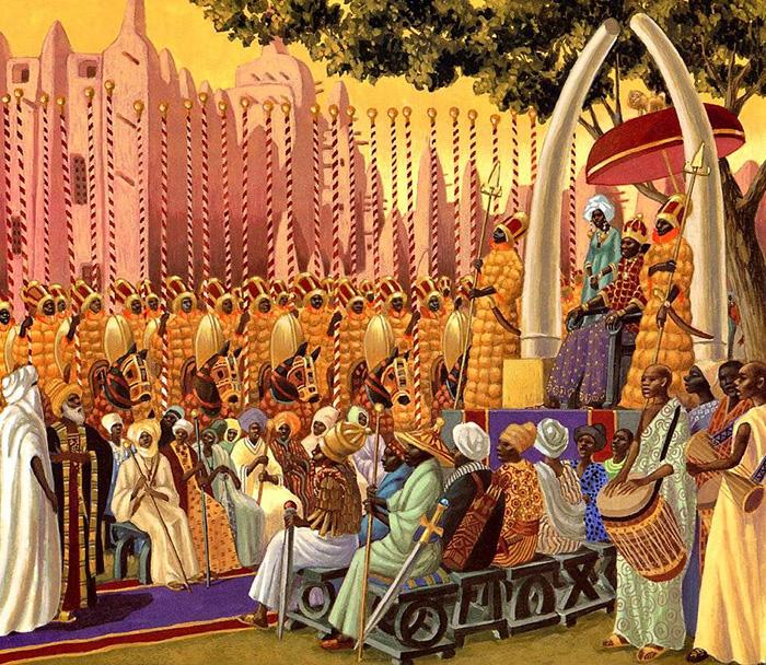 Золотая империя канула в Лету, а всё могло быть иначе... / Фото: twitter.com