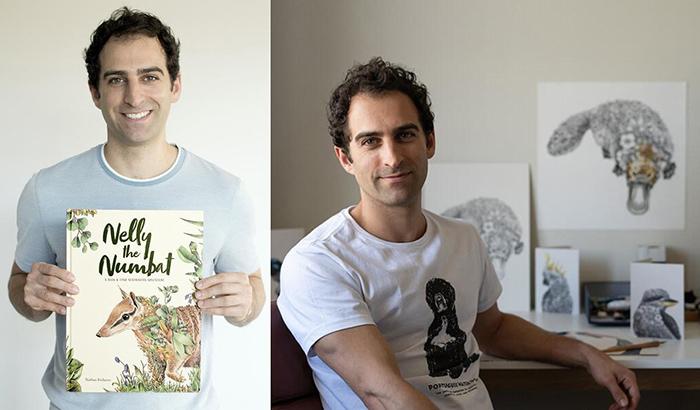 Натан Ферлаццо - талантливый австралийский художник, который вывел искусство изображения животных на новый уровень.
