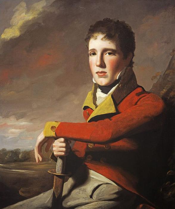Грегор МакГрегор, картина Джорджа Ватсона, 1804 год. / Фото Национальных галерей Шотландии / Getty Images