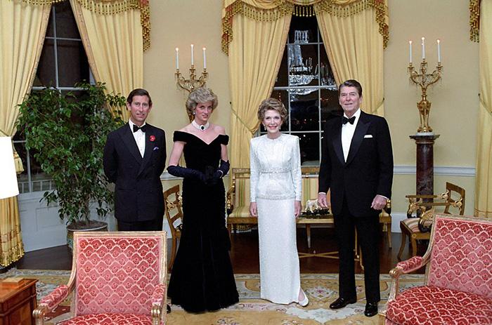Это был официальный визит британской королевской четы в США. / Фото: lifeder.com/ramas-historia