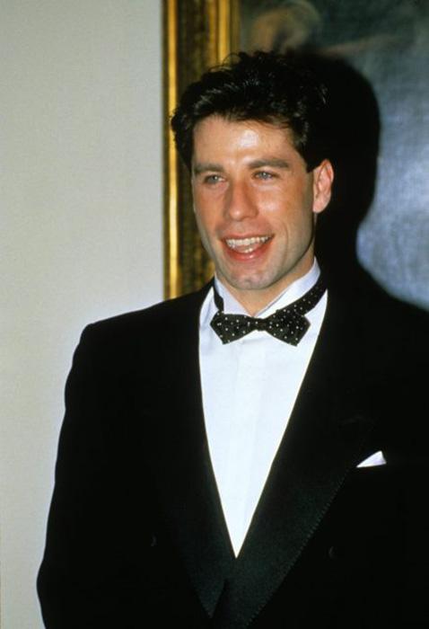 Джон Траволта на гала-вечере в Белом доме 9 ноября 1985 года. / Фото: John Shelley Collection / Avalon / Getty Images