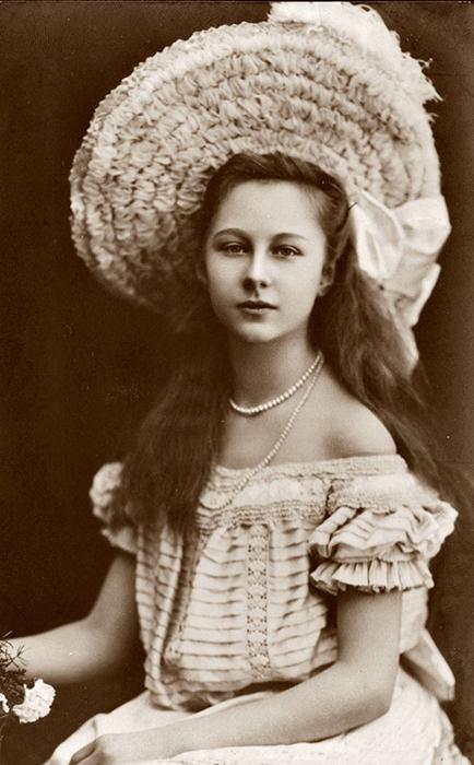 Новое судно получит название в честь прусской принцессы Виктории  Луизы. / Фото: Wikimedia Commons
