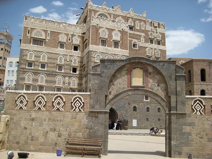 Когда-то Сана была христианской. / Фото: yemen-window.com
