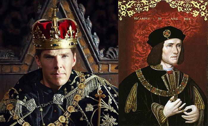 Бенедикт Камбербэтч и Ричард III Английский.