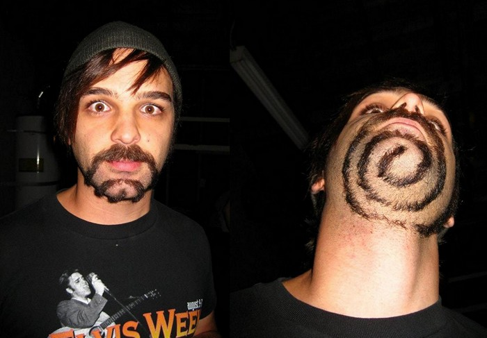 Спиральная Борода (Spiral Beard), визитная карточка Джеймса Майрика