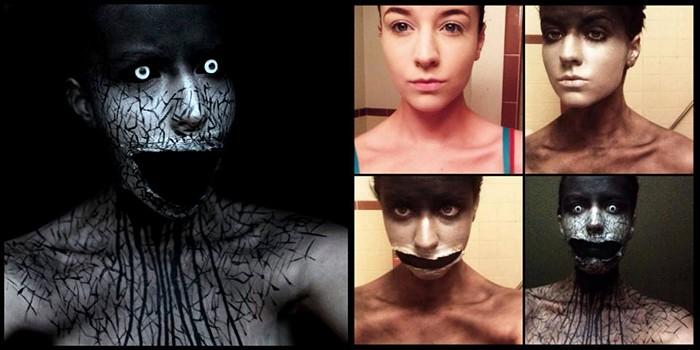 Мастерство макияжа художника-самоучки