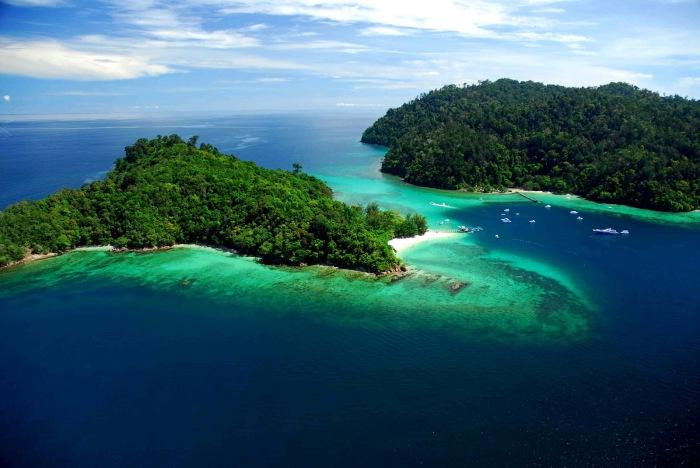Остров Борнео. Малайзия.