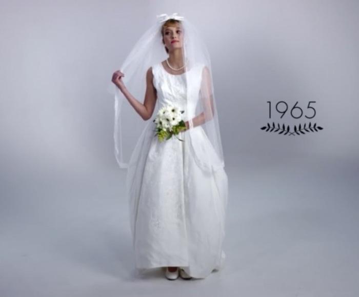 Да здравствует пышная юбка. Как изменилась свадебная мода за последние 100 лет.