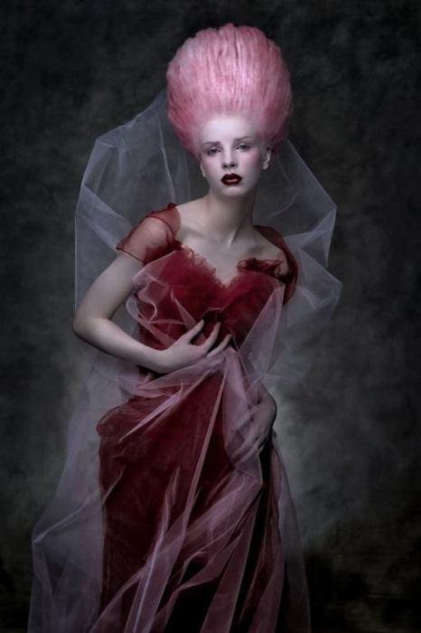Красная королева.