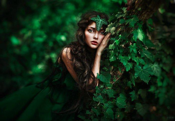 Тайны зеленой долины. Автор фото: Беляева Светлана.