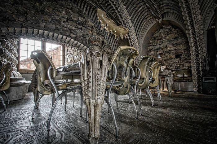А вам бы хотелось жить в таком доме? \ Фото: his.ua.
