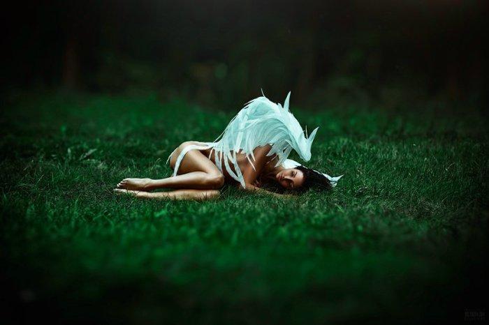 Тихий сон. Автор фото: Беляева Светлана.