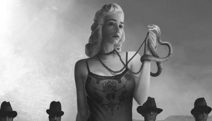Персонажи «Игры престолов» перевоплотились в гангстеров 30-х годов. Автор: Vlad Ricean.