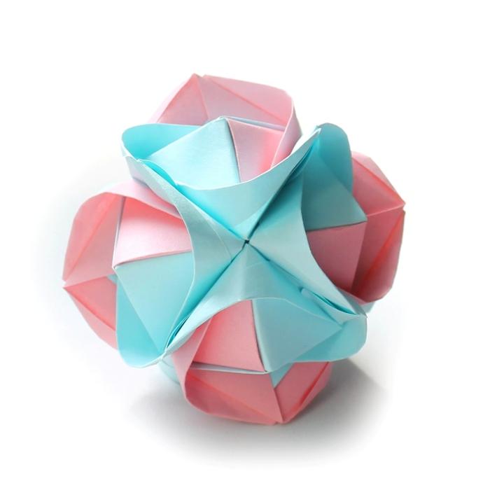 Цветочная коробочка счастья.