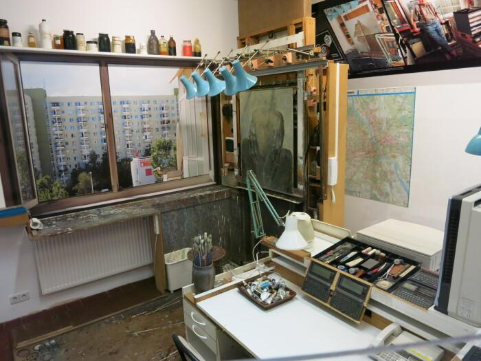 Художественная студия  Здзислава. \ Фото: en.m.wikipedia.org.