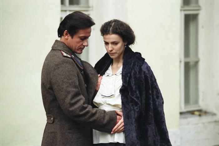 Кадр из фильма «Доктор Живаго». \ Фото: eksmo.ru.