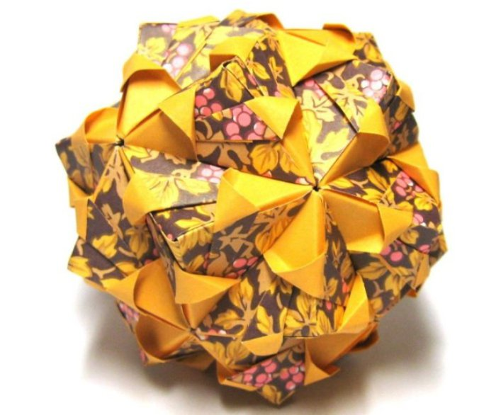 Цветочный калейдоскоп.