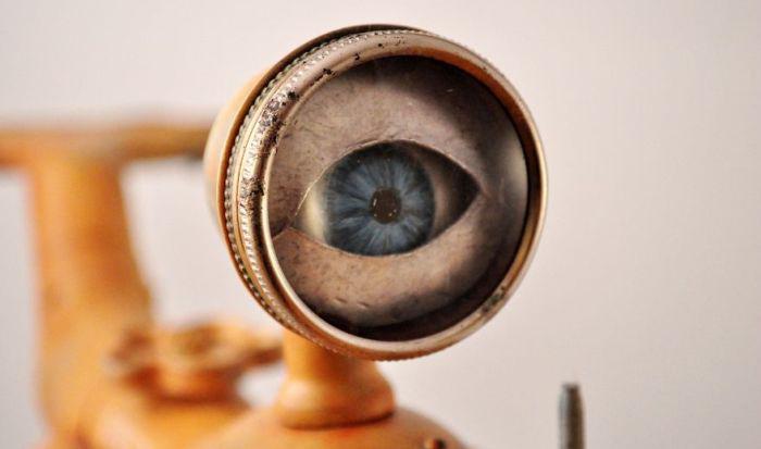 Всевидящее око. Автор: Arturas Tamasauskas.