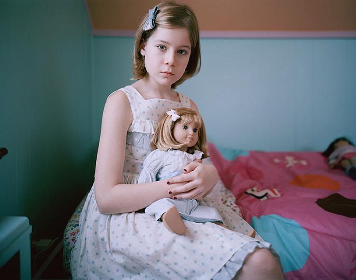 Кукла в подарок на День Рождения. Автор фото: Ilona Szwarc.