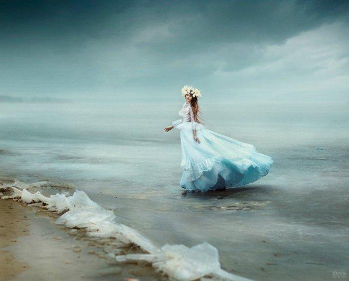Зимняя сказка. Танец на льду. Автор фото: Беляева Светлана.