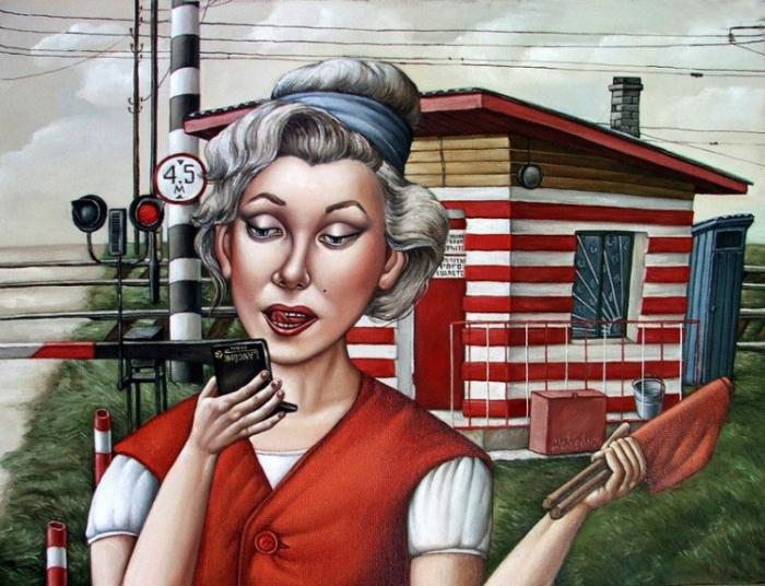 А может это судьба..? О родном и близком: жизненные картины советского прошлого от Анжелы Джерих.