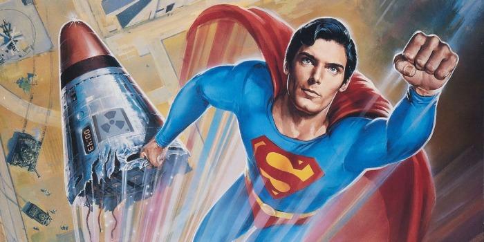 Супермен 4: Борьба за мир.