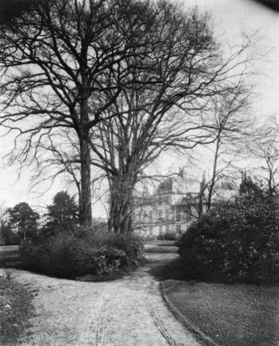 Замок Марли-ле-Руа.