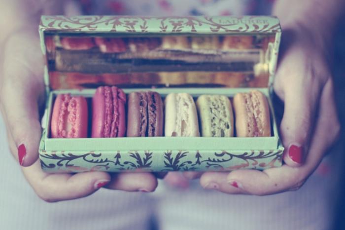 У печенья есть цвет.