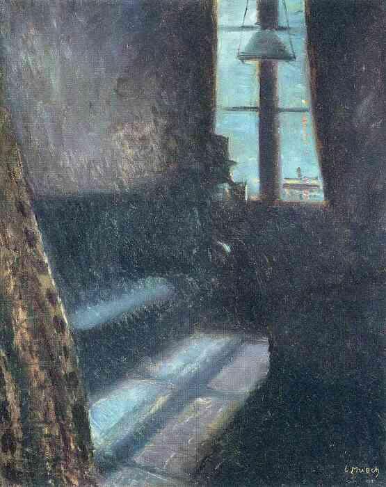 Ночь в Сен-Клу. \ Фото: muzei-mira.com.