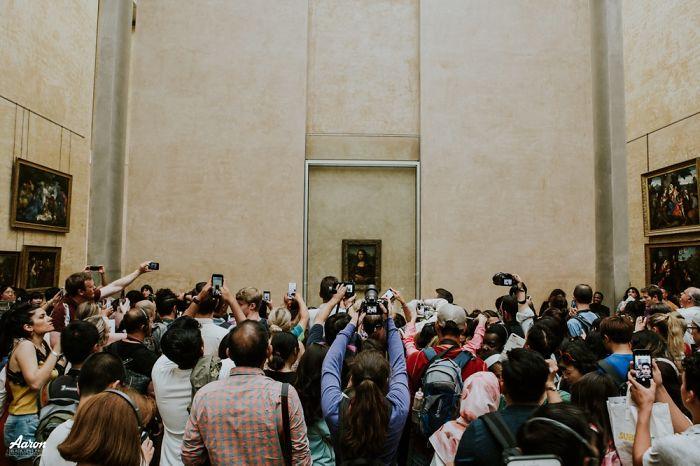 Мона Лиза. Автор: Aaron.