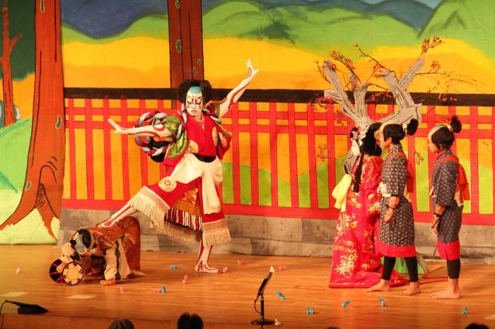 Театр Кабуки. \ Фото:  google.com.ua.