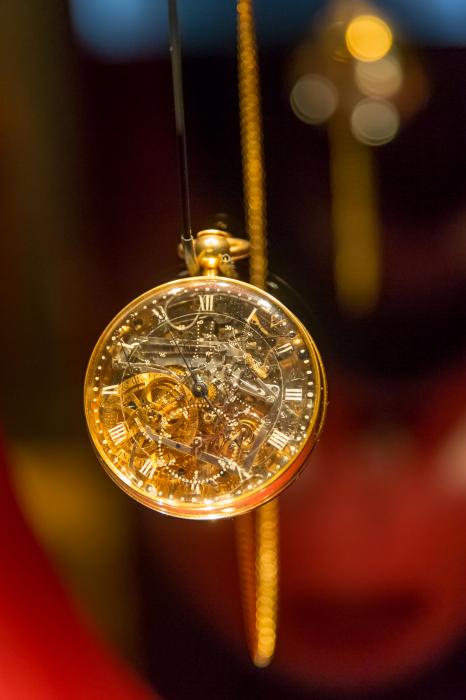 Уникальные часы для Марии-Антуанетты. \ Фото: wikiwand.com.