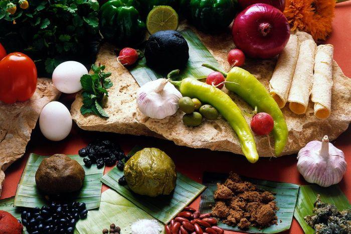 Большинство продуктов пришло к нам из Мексики. \ Фото: pinterest.co.uk.