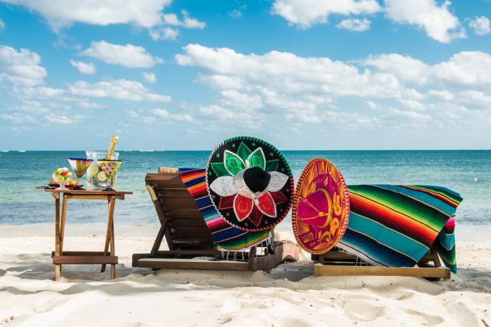Многогранная Мексика. \ Фото: lana.travel.