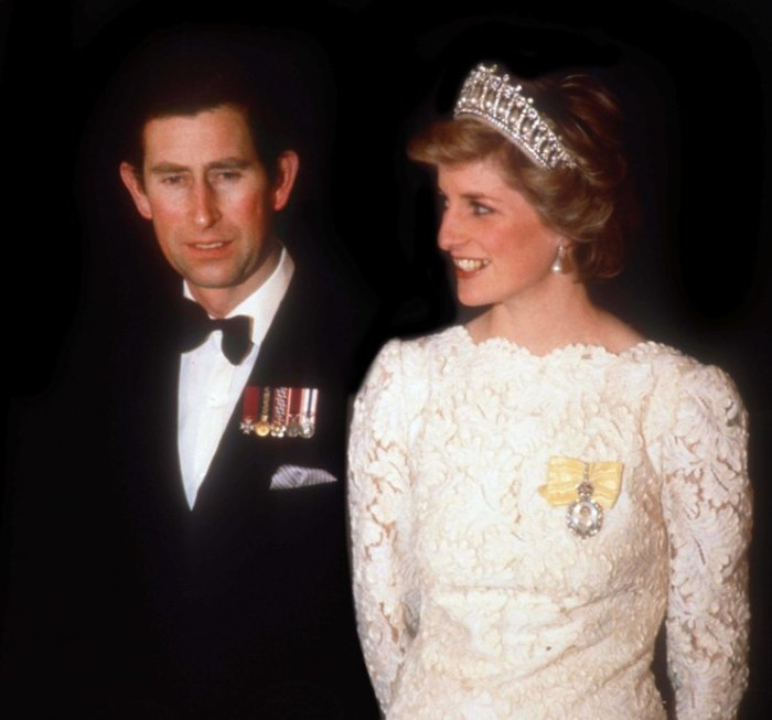Принцесса Диана и принц Чарльз. \ Фото: cosmo.ru.