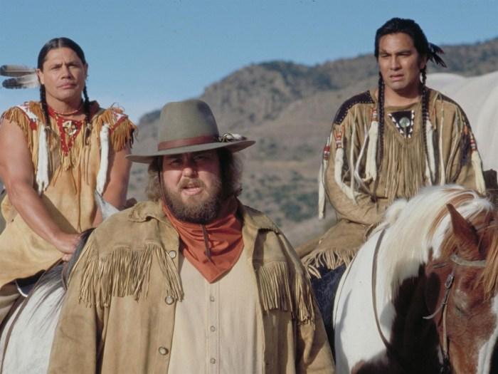 Кадр из фильма: Караван на восток. \ Фото: microsoft.com.