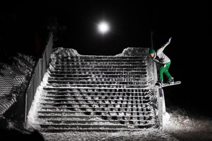 Прыжок. Автор фото: Adam Kokot.