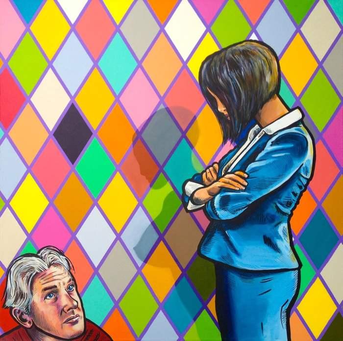 Женщина. Автор: Adam Matak.